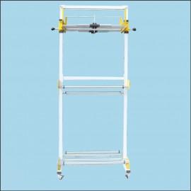 CYM09 Bi-Directional Manual Clothes Packing Machine