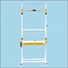 KRS06 Rail Bottom Welded Manual Packing Machine