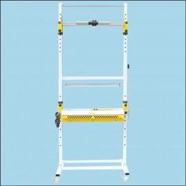 KRS06 Long Type Bottom Welding Manual Packing Machine